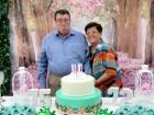 Eneide 72 e José Alexandre 75 anos