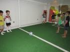 Campo Futebol grama sintética