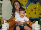 Asaph - 3 anos